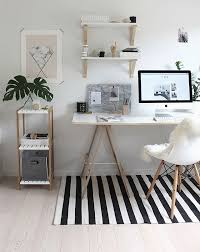 Office Shelf Decorating Ideas Best 25 Home Office Decor Ideas On Pinterest Office Room Ideas