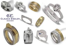 modern wedding rings wedding rings engagement ring trends by decade modern wedding