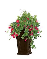 fascinating tall planters shallow planter flower pot stand wrought