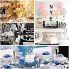 New Years Table Decorations 40 New Year U0027s Eve Decorations U2013 Easy And Fast Table Decoration