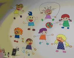 wandgestaltung kindergarten saalfeld ru inspiration kreative wandgestaltung kindergarten am