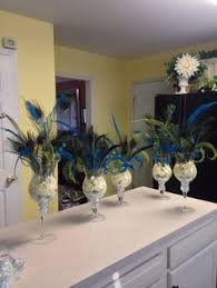 Peacock Feather Centerpieces by New Arrival Different Size Wedding Accessories Party Table Peacock