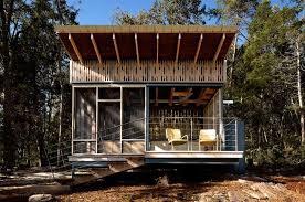 off grid tennessee micro cabin packs in high design cape russell
