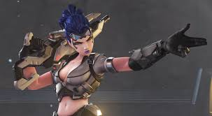 overwatch skins halloween leaked playstation france trailer reveals new overwatch skins and
