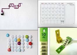 Desk Calendar Design Ideas Unusual Calendars Design Ideas For Contemporary Home Decor
