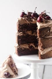 chocolate cherry amaretto cake the cake merchant