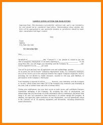 4 letter for internship in a company marriage biodata