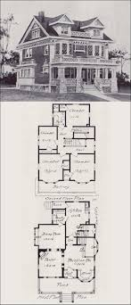 revival house plans classical revival house plan seattle vintage houses 1908
