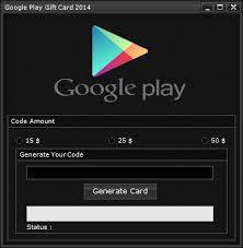 play egift play gift card code generator 2014 codigo