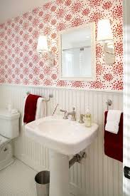 Wallpaper For Bathrooms Ideas Colors Best 25 Red And White Wallpaper Ideas On Pinterest Pattern