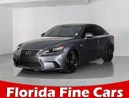 lexus gs 350 wheel lock key location used 2014 lexus is 350 f sport sedan for sale in west palm fl
