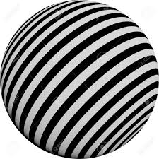 Round Chevron Rug by Round Half Tone Images Round Black White Pattern Design Stock