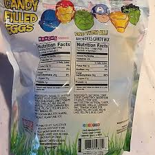 pre filled easter eggs 16 marvel candy pre filled easter eggs treat easter egg