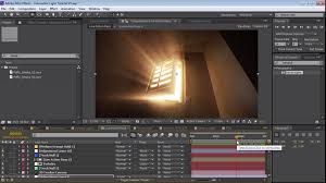 unity effects tutorial 3d light rays in after effects