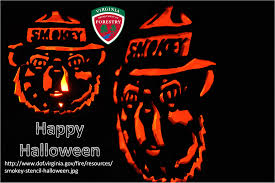virginia wildfire information and prevention halloween fun and safety