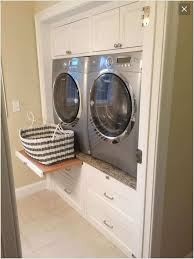 Samsung Blue Washer And Dryer Pedestal Build A Space For The Washer And Dryer Between Cabinets And