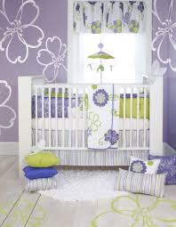 Lavender Butterfly Crib Bedding Nursery Beddings Lavender Jungle Baby Crib Bedding By Lambs