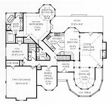 small victorian home floor plans