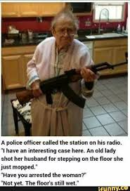 Funny Old Lady Memes - i think i m ganna run now runs away aahhh i aint stepping in that