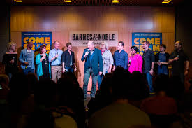 Barnes And Noble Norfolk Va Coverage Come From Away Celebrates Cast Album Release With Cd