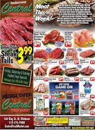 central fresh market flyers