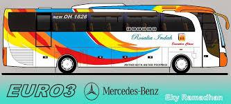 desain bus indonesia