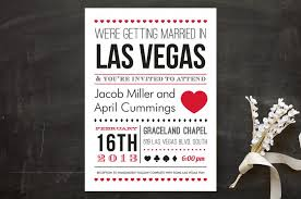 vegas wedding invitations wedding invitation wording that won t make you barf offbeat