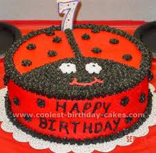 ladybug birthday cake coolest ladybug cake photos and how to tips
