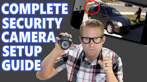 Interior Home Surveillance Cameras by Home Security Camera System Surveillance Setup How To Best Diy Ip