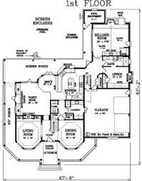 Victorian Home Floor Plan Second Floor Plan Of Farmhouse Victorian House Plan 87643 Way Too