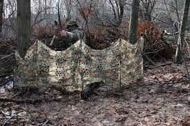 Natural Hunting Blinds The Surprising Benefits Of Ground Blinds Bow U0026 Arrow