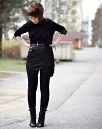 what to wear with black leggings bellatory
