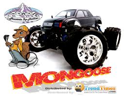 monster jam rc trucks for sale 55 mph mongoose remote control truck fast motor rc