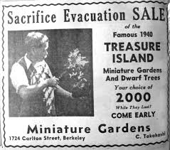 Fire Evacuation Plan Nursery by Berkeley A Look Back Japanese American Nursery Owners Forced To