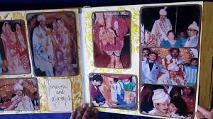 wedding photo albums for parents handmade album ideas for personal photos 25th wedding
