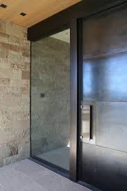 Glass Front House Best 25 Modern Front Porches Ideas On Pinterest Modernism