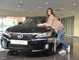 lexus philippines official website lisa snowdon promotes jemca car group lexus photos and images