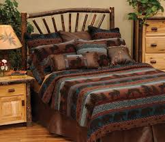 Western Bed Frames Western Bedding Sets King Ideas Ideas Western Bedding