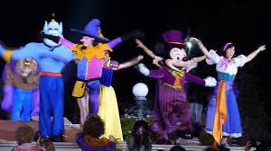Halloween Party Entertainment Mickey U0027s