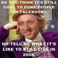 What Is Meme On Facebook - condescending wonka meme 2 facebook pokes by warhammer fanatic