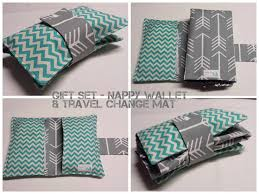 chagne gift set 70 best change mat nappy wallet images on nappy