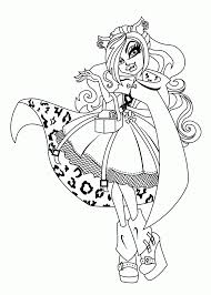 coloring page of wolf coloring pages free printable monster high coloring pages for