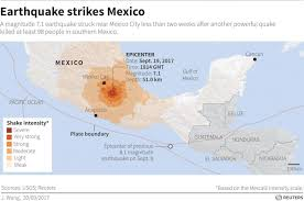 19 killed as 7 0 230 dead in mexico quake as rescuers desperately search for