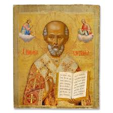 st nicholas wonderworker archbishop myra lycia