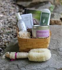 cancer gift baskets breast cancer gift basket organic bath best breast cancer gift