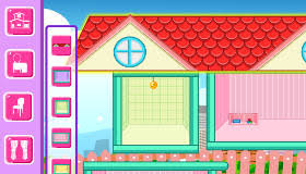 Barbie Home Decoration Design Your Dream House Game My Games 4 Girls