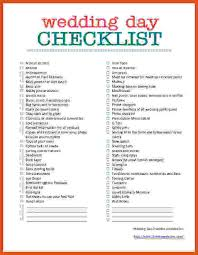 wedding checklist simple wedding checklist general resumes