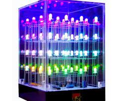 3d light show led cube 3d light show dudeiwantthat com