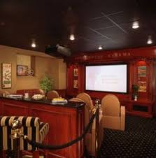 theater room snack bar home ideas sam you need to do this in