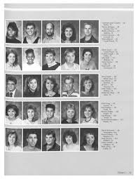highschool year book the totem yearbook of mcmurry college 1989 page 75 the